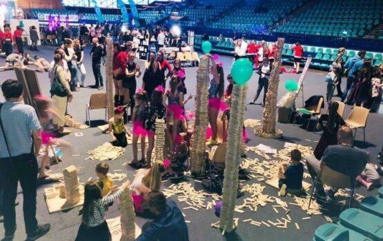 4 2 555x350 - Zdjęcia z eventów z klockami Linden