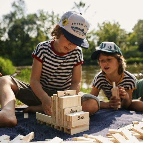 Drewniane zabawki dla dzieci i najmłodszych - właściwie dla każdego w każdym wieku