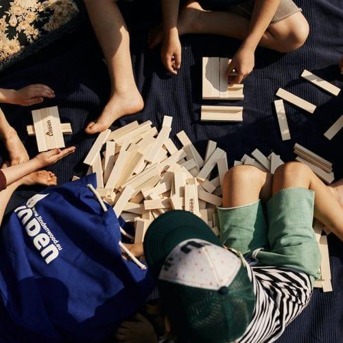Wysokiej jakości i bezpieczne drewniane zabawki dla dzieci