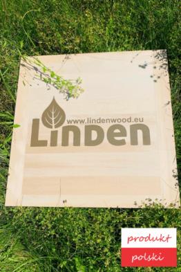 klocki linden drewniane podstawa z drewna 262x393 - Podstawa do stabilnego budowania z klocków Linden