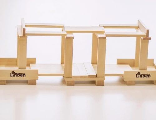 Zabawki dla małych i dużych - oczywiście deseczki drewniane są idealnymi klockami