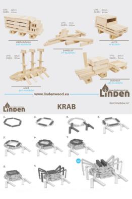 Inspiracje 262x393 - Laminowane inspiracje do budowania od Linden