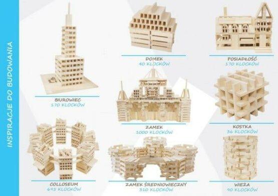 Katalog z produktami i inspiracjami do budowania