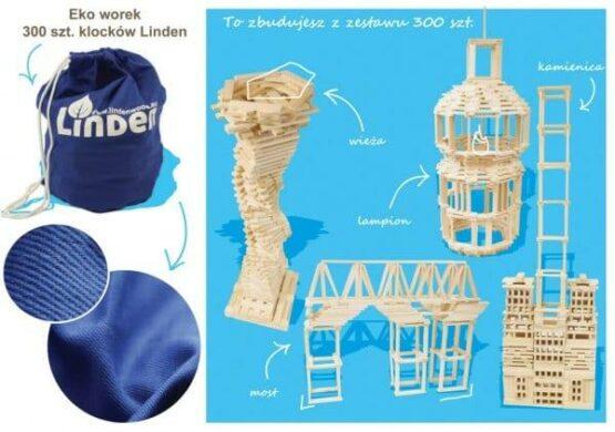 Katalog z produktami i inspiracjami Linden pomysł na 300 sztuk