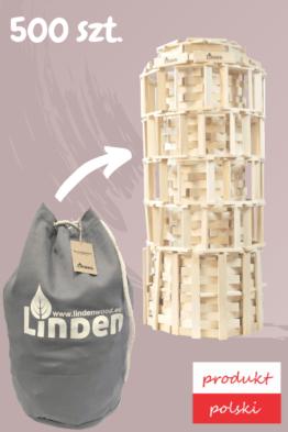 drewniane klocki linden zestaw 500 sztuk 262x393 - Zestaw 500 szt. klocków Linden w worku żeglarskim