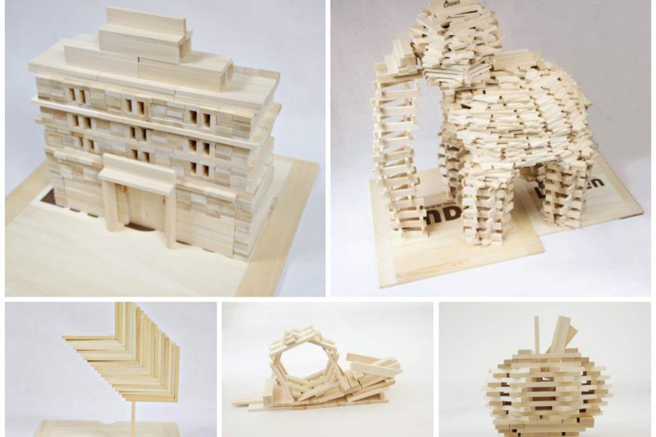 drewniane ukladanki 1 930x620 - Pomysły jak ułożyć drewniane układanki - Linden podpowiada i uczy