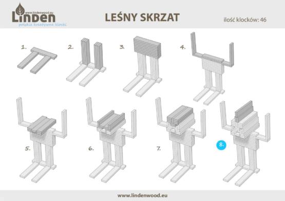LESNY SKRZAT skompresowany 2 555x392 - Bezterminowy dostęp do platformy z instrukcjami budowania krok po kroku