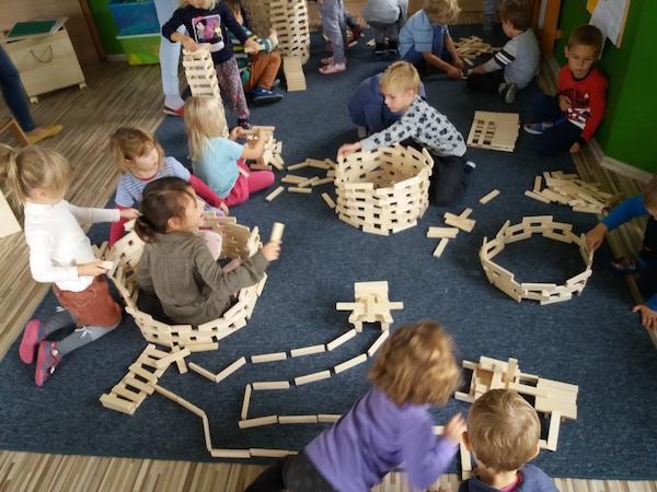 dobry wpływ zabawy na rozwój dziecka