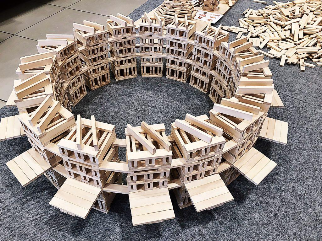 klocki z drewna duże 1024x768 - Drewniane klocki less waste - inwestycja na lata