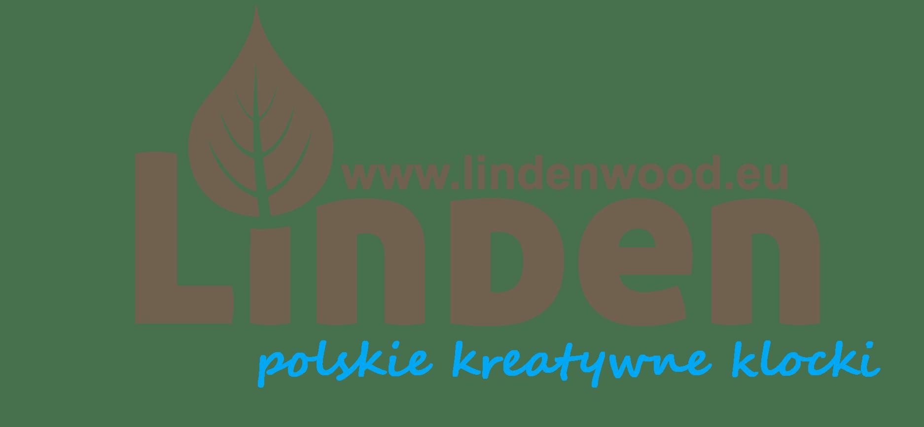 Drewniane klocki Linden