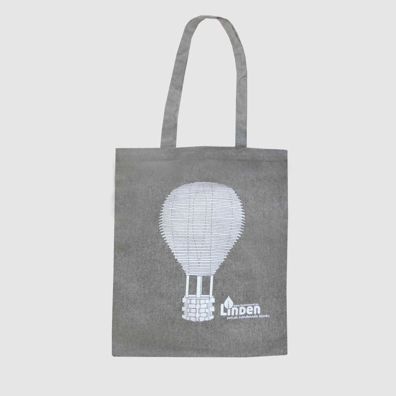 torba na zakupy bawelniana z recyklingu